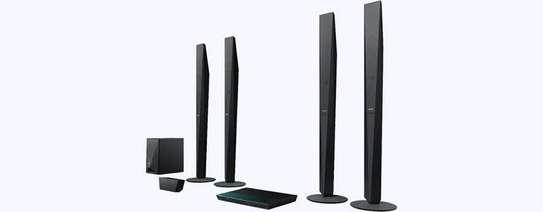 Sony BDV-E6100 5.1-Ch Blu-Ray Wi-Fi 4-Way Home Theatre System - 1000WATTS + BLUETOOTH image 1