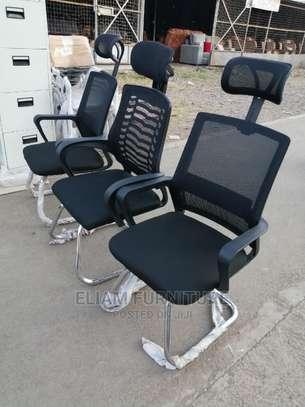 Headrest Visitors Seat image 1