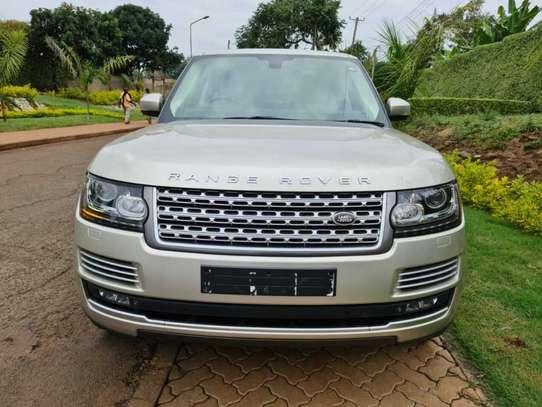 Land Rover Range Rover Vogue image 1
