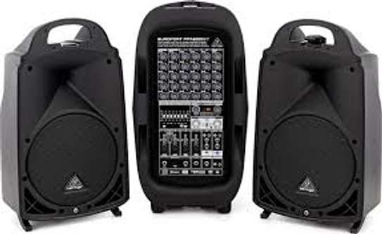 Behringer  portable P.A - PPA2000BT for sale in Nairobi image 1