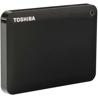 "Toshiba Canvio Connect II USB 3.0 2.5"" 1TB Portable External Hard Disk Drive Mobile HDD Desktop Laptop Encryption HDTC910YK3AA"