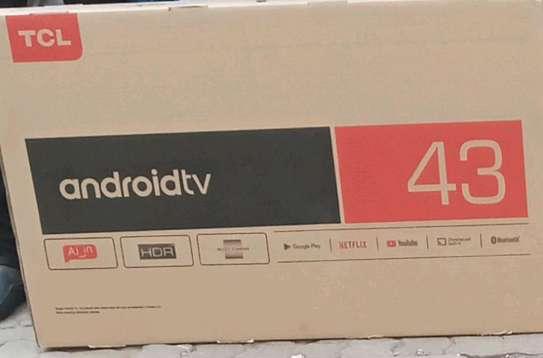 TCL 43 Inch  Smart FULL HD LED TV 43S6500 image 1
