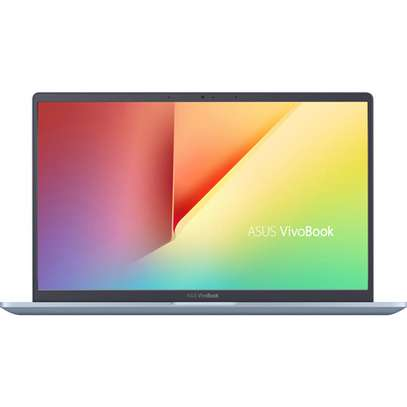 "ASUS 14"" VivoBook Laptop (Silver Blue) image 2"