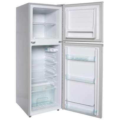Ramtons 2 door fridge 128 litres rf/171 image 1