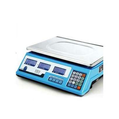 Table Computing Weighing Scale image 1