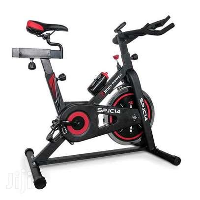 Exercise bike(Body power SP.IC14 brand new) image 1