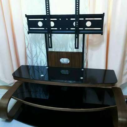 Tempered Glasstop tv stands image 2
