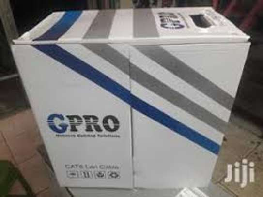 GPRO cat 6  Networking Cable