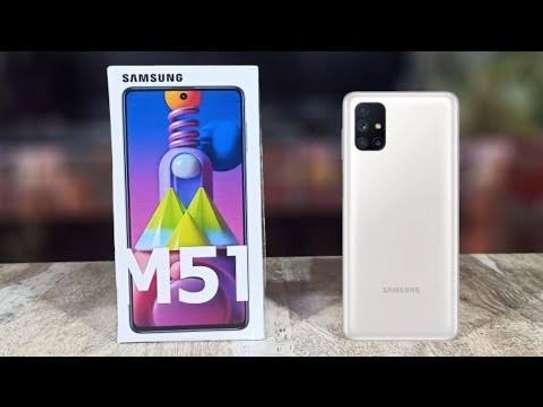 SAMSUNG M51 image 1