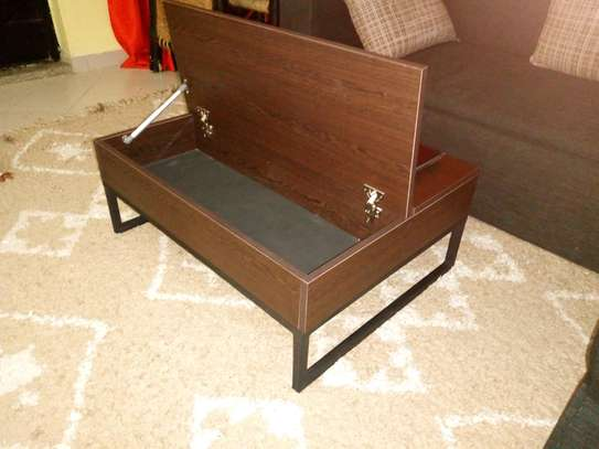 Functional convertible Coffee Table image 3