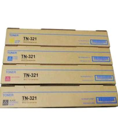 Best tn321 colored toners image 1