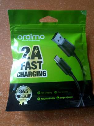 2A Fast Charging Phone Charger