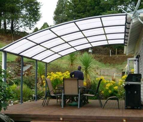 Clear canopies
