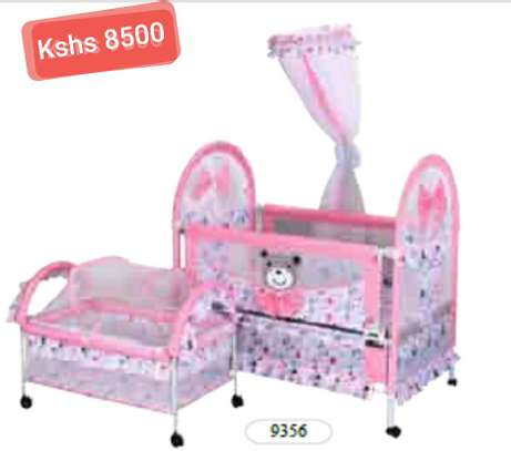 Baby Beds with wheels image 6