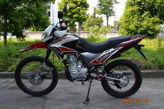 Jincheng 150cc Offroad Dirt Bike