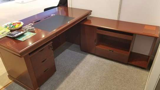 1.6 Metre Executive Office Table image 1