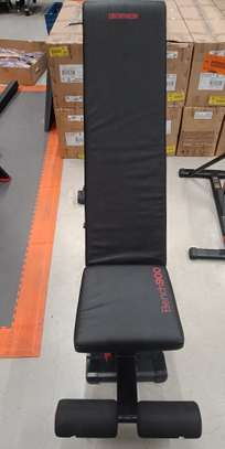 Reinforced Flat/inclined Weight bench image 4