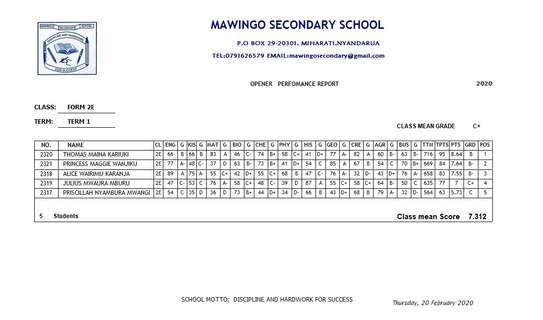 School Management System image 3