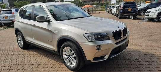 BMW X3 2.0D Exclusive image 1