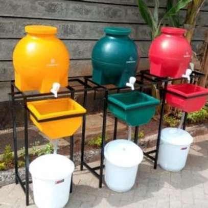 Waterpoint stations in Kenya image 3