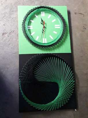 Art wall clock/decoration wall clock image 3