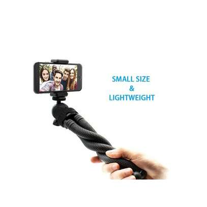 Flexible Portable Travel Octopus Tripods for camera and smartphone image 8
