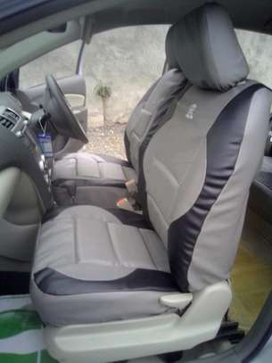 Toyota belta car seat covers image 2
