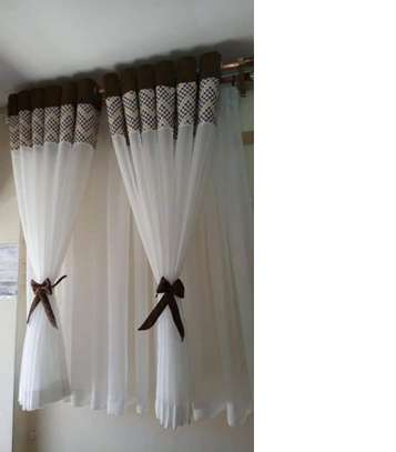 Home Kitchen curtains image 3