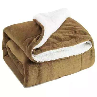 flannel Throw Sherpa super Warm Fleece Blankets?? image 5