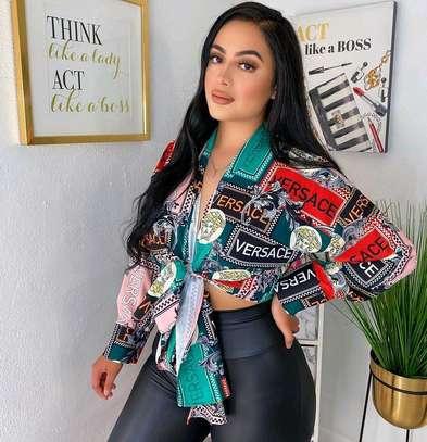 Versace Top image 1