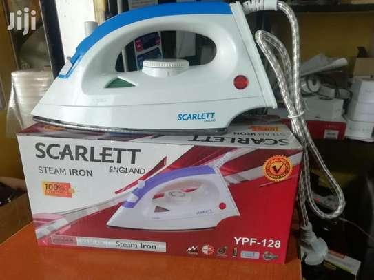 Scarlett Iron Box
