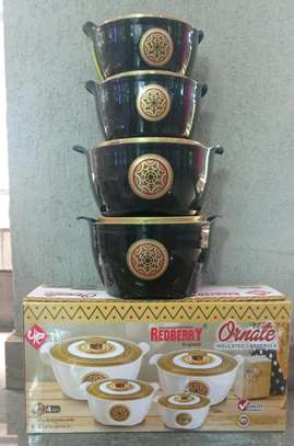 Ornate insulated Hotpots image 3