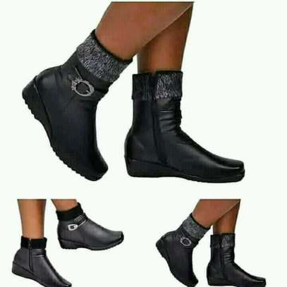 Ladies ankle boots@1500 image 1
