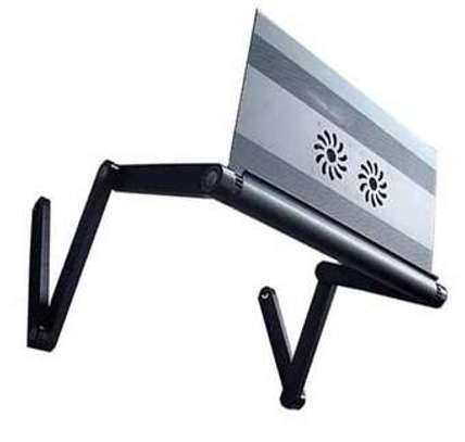 black original laptop stand image 1