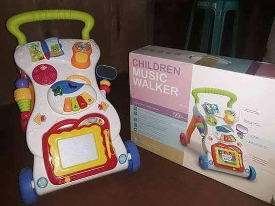Push walker for sale at 3500 image 1