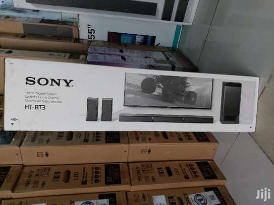 Sony HT-RT3 Sound Bar With Bluetooth, 5.1CH, 600Watts-NEW image 1