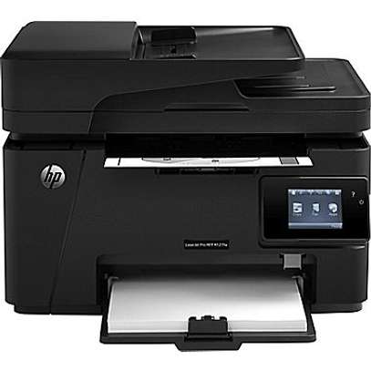 HP LaserJet Pro M177fw Color All-in-One Laser Printer image 1
