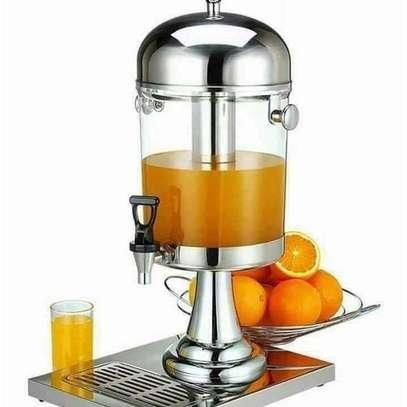 Juice Dispenser With Acrylic Jar image 1