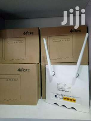 4G Universal Faiba Simcard Router image 1
