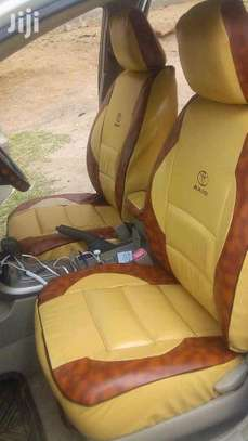 Synthetic Leather Car Seat Covers image 4