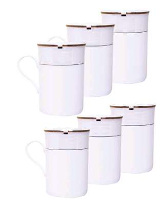 6pcs small line cups
