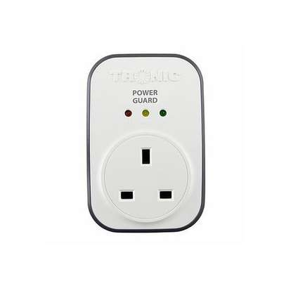 Tronic 13A Power Guard AC Voltage Power Surge Protector image 3