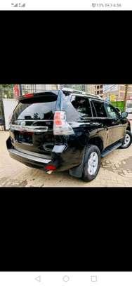 Toyota Landcruiser Prado 2016 New arrival diesel in Nairobi image 4