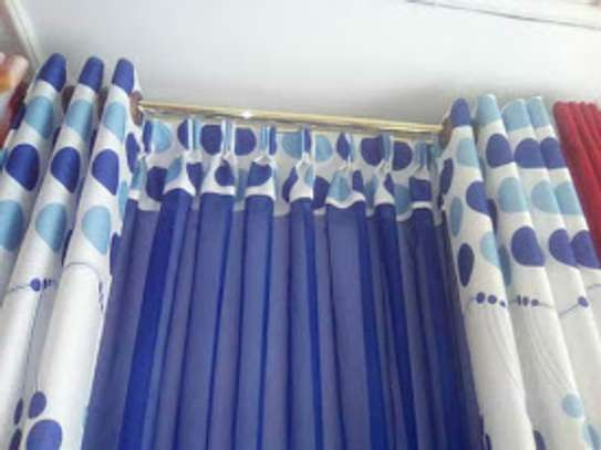 DECORATED CURTAINS image 1