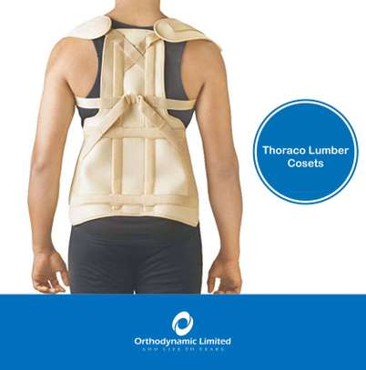 Thoracolumber Brace / Corset ( Rigid T.L.S.O Appliance) image 1