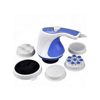 Relax & Spin Tone Electric Handheld Body & Muscle, Tissue Massager image 1