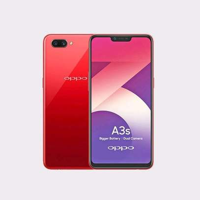 Oppo A3S Dual SIM 16GB 2GB RAM 4G LTE 13MP Rear 8MP Front Camera 5.0 image 1