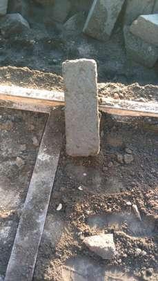 Machine cut stones 6*9 image 2