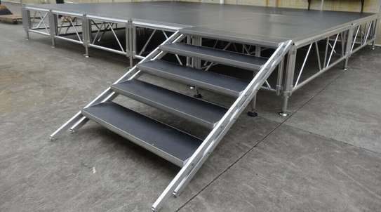 Hire Staging & Truss | Lighting, Sound & Rigging image 6