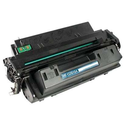 Q2610A toner cartridge black 10A refillng image 4